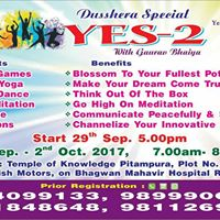 DUSSEHRA DHAMAAL YES2 (Yes Advance) With GAURAV BHAIYA