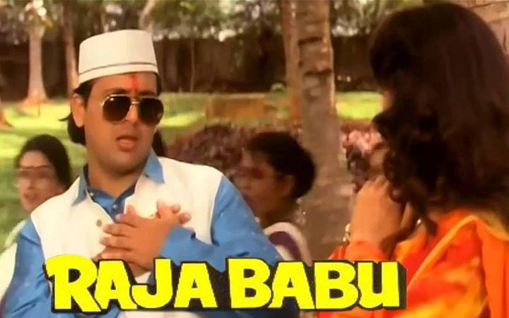 Raja Babu in Mumbai