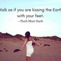 Earth Beat Yoga Hike-GRATITUDE
