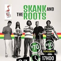 Jazz Afro Sundays Presents Skank and The Roots.
