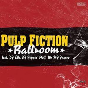 Pulp Fiction Ballroom Live Curtis Jensen