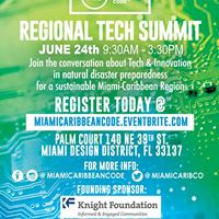 Miami Caribbean Code Regional Tech Summit
