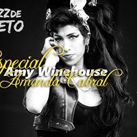 Jazz de Preto Especial Amy Winehouse com Amanda Cabral e Banda