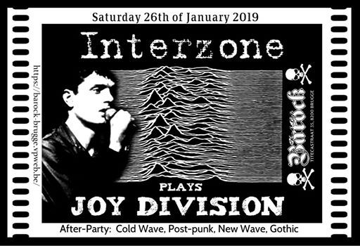 Interzone plays Joy Division in the Barock