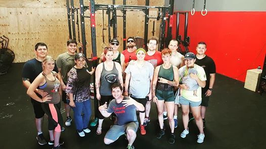 6aeb6f7ed8dc8e New Year Community WOD! at 4 Chambers Strength and Conditioning ...