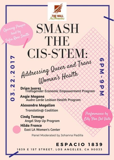 Smash the Cis-stem Addressing Queer and Trans Womxns Health