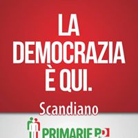 Primarie PD 2017 Scandiano
