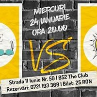 Impro Battle - Trupa ELE vs. Trupa Oblig