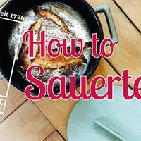 How to Sauerteig  Workshop Bckerei KULT