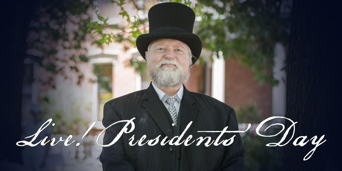 LIVE Presidents Day