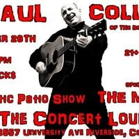 Paul Collins of The Beat &ampThe Nerves w The Maxies Acoustic