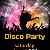 Disco Party mit DJ Ronny