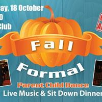 Fall Formal - Parent Child Dance