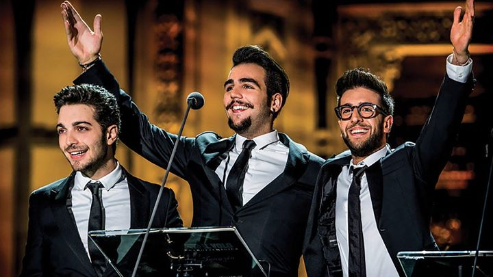Italians of London at the concert IL VOLO in London