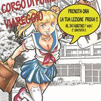 Corso di Fumetto Viareggio - Presentazione