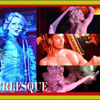 Paleis Burlesque - Uitverkocht