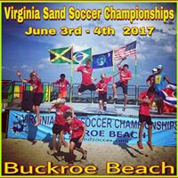 STUCK at VA Sand Soccer Championships