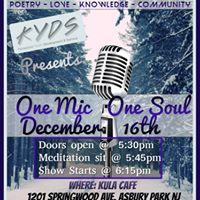 One Mic One Soul