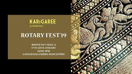 Karigaree  Rotary Fest19