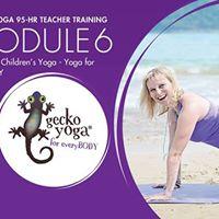 Advanced Childrens Yoga Teacher Training by Gecko Yoga