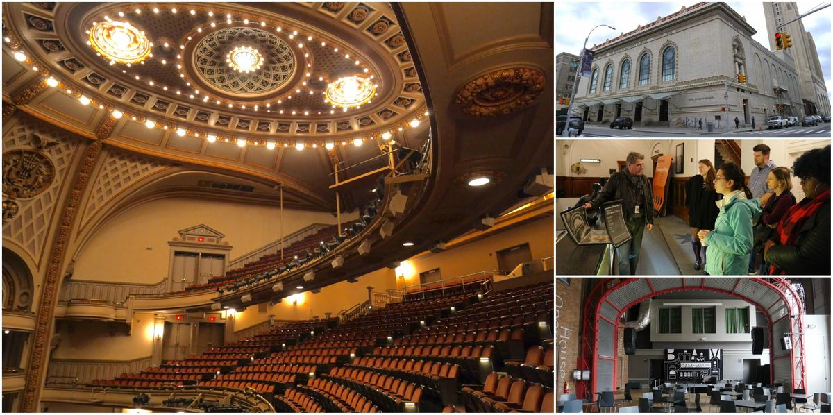 Exploring the Brooklyn Academy of Music and the 100-Year-Old Opera House