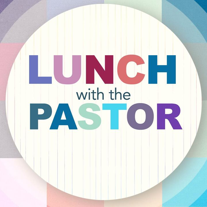 Lunch with Pastor Tag Kilgore