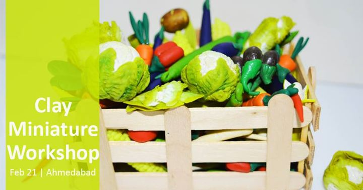 Clay Miniature Workshop