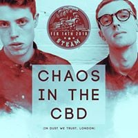 TheHundred &amp Ians Pizza Present STEAM ft. Chaos In the CBD