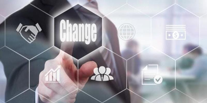 Effective Change Management Virtual Training in London Ontario on May 17th-18th 2018