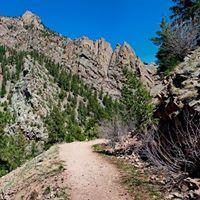 Trip 3 Eldorado Canyon State Park As a Visitor and a Ranger