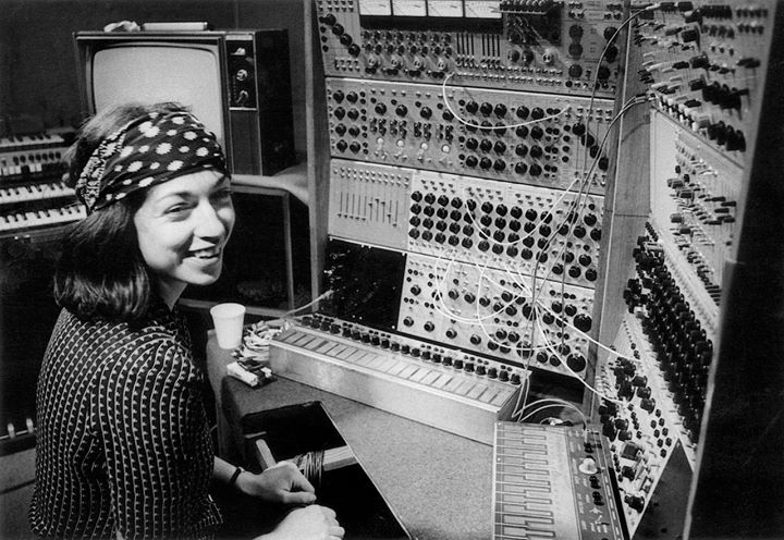 SOLD OUT Women SynthElectronic Pioneers A LIFE IN WAVESTHE DELIAN MODE