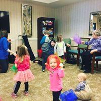Intergenerational Music Class - Avon