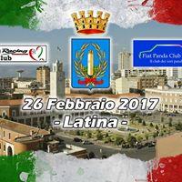 1 Raduno Italian Racing Club &amp Fiat Panda Club Italia a Latina