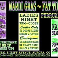 Mardi Gras - Fat Tuesday Party