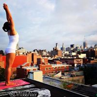 Yoga &amp Meditation w Dr. Nikki on Staten Island