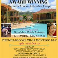 Sunshine Heals Retreat - Jamaica October 2017