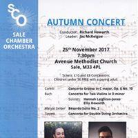 SCO Winter Concert