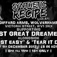 Synthetic Recipe at The Giffard Arms Wolverhampton