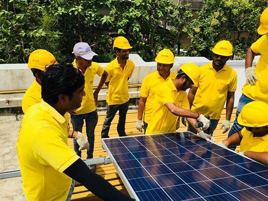 SOLAR Rooftop training Programme