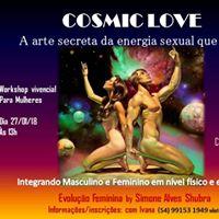 A arte secreta da energia sexual que cura