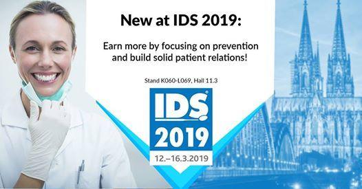 Meet Dentacoin at IDS 2019