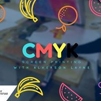 CMYK Screenprinting Workshop