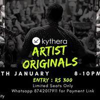 Kythera Artist Originals