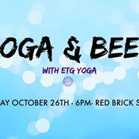 Yoga &amp Beer