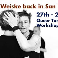 Queer Tango weekend in San Francisco with Astrid Weiske