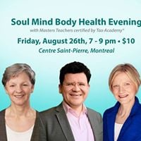 Soul Mind Body Health Evening with Master Francisco