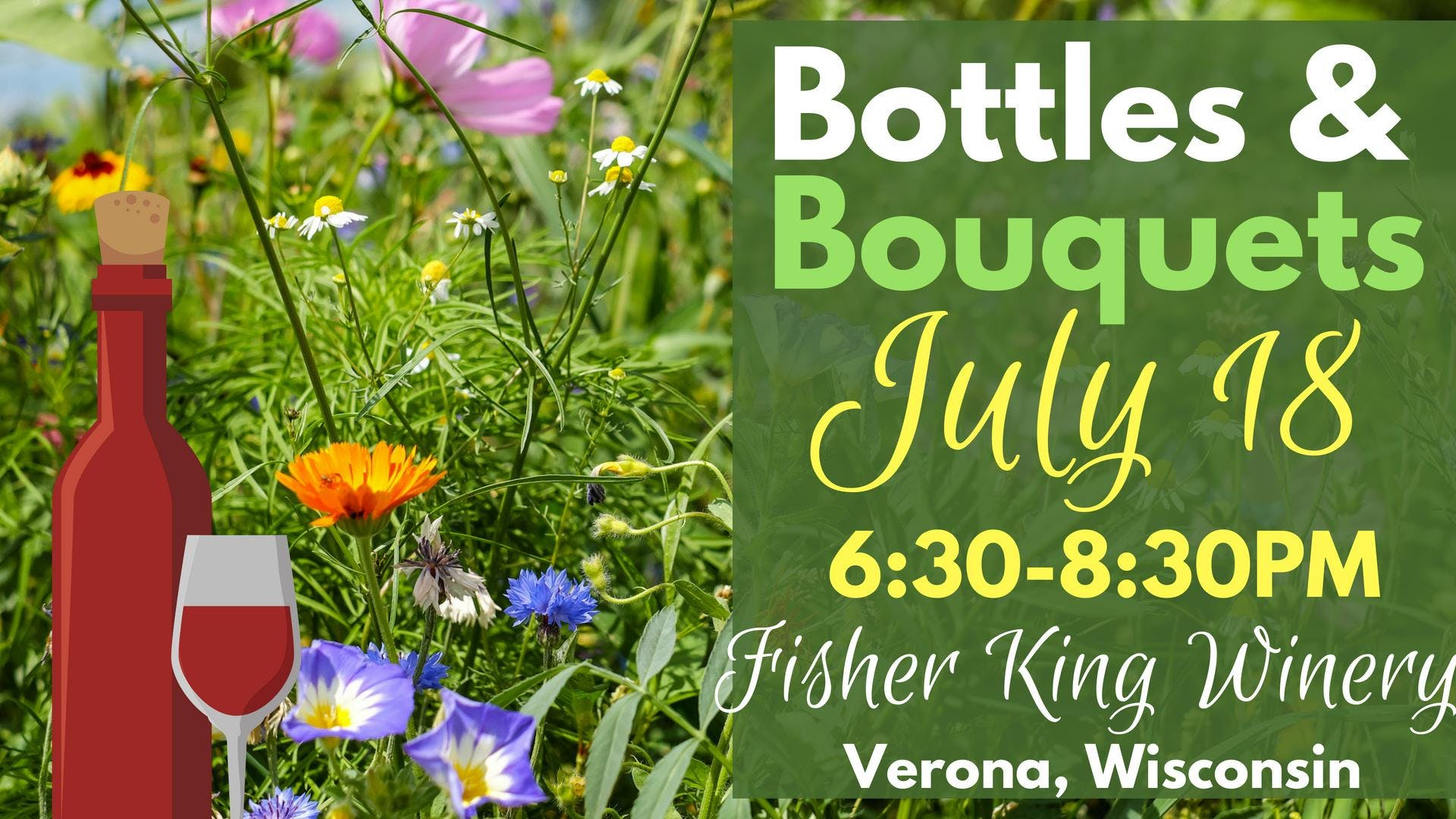 Fisher King Winery - Health-wellness Events
