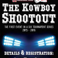 Hercules Kowboy Shootout - AAU