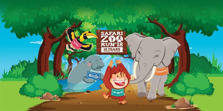 Safari Zoo Run 2018
