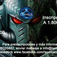Torneo Warhammer 40K 8 edicin
